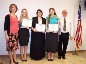 2015 Contest Winners